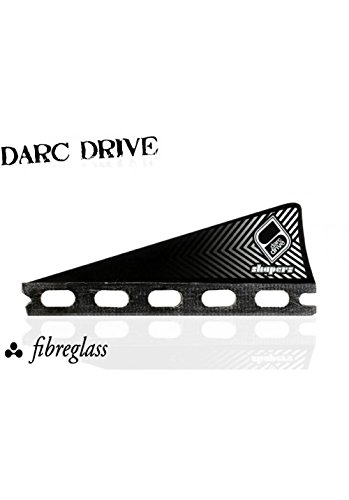 future DARC Thumb Drive shapers fins nubster trailer surfboard fin 5th fin quad by shapers fins darc