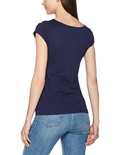 Springfield 7.Bs.pv17 Panadera, Camiseta para Mujer Multicolor (Wales Range)