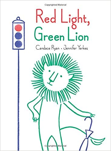 Image result for red light green lion amazon