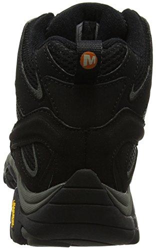 Merrell Moab 2 Mid Gtx Wandellaarzen Zwart
