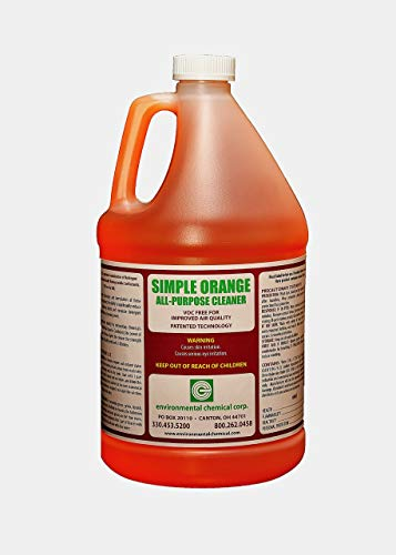 Simple Orange, All Purpose Cleaner, Degreaser, No VOC