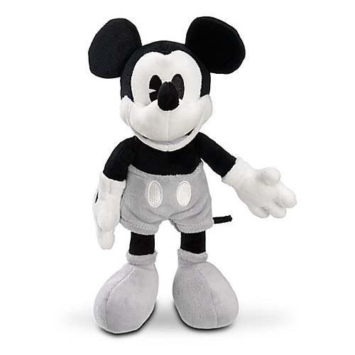 White Mouse Plush - 2