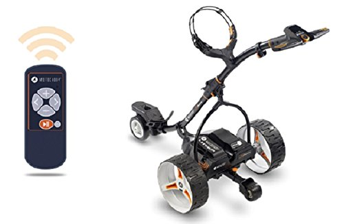 MotoCaddy S7 Remote Trolley Digital Lithium Electric Powered Golf Cart