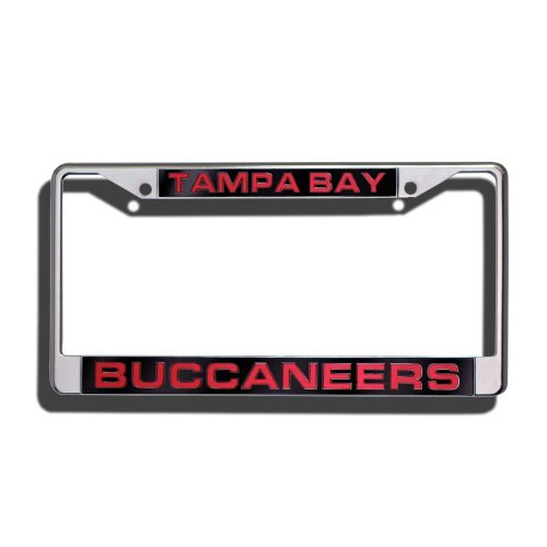 license plate frame buccaneers - 4