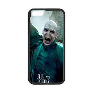 Harry-Potter-Lord-Voldemort iPhone 6 Plus 5.5 Inch Cell Phone Case Black