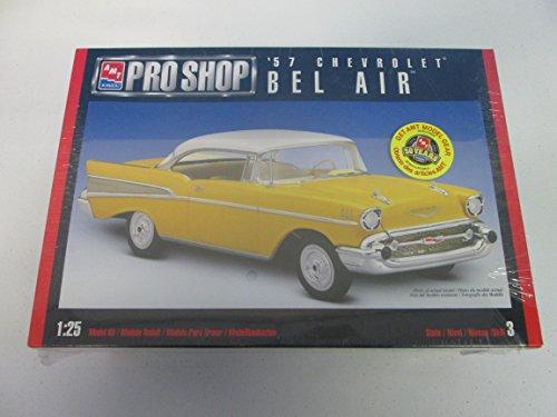 Amt Pro Shop (1998 AMT ERTL Pro Shop 1957 Chevrolet Bel Air Yellow 1/25)