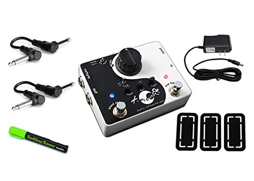 Blender Pedal - Xotic Effects X-Blender Series / Parallel Effects Looper PRYMAXE PEDAL BUNDLE