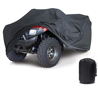 ATV COVER QUAD 4 WHEELER Honda Foreman Rubicon TRX500FA 2001-2011