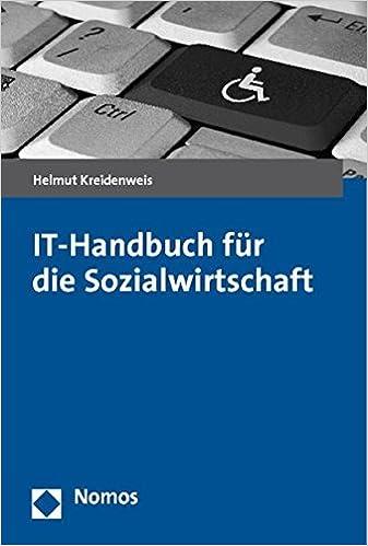 It-Handbuch Fur Die Sozialwirtschaft by Helmut Kreidenweis (2011-03-06)