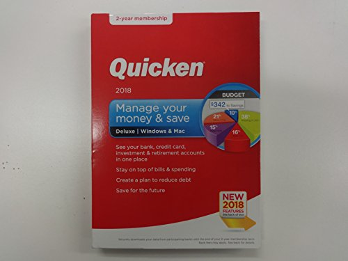 quicken software - 8
