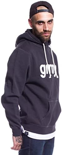 GRIMEY The Lucy Pearl Hoodie FW17 Black