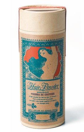 Lulu Organics Hair Powder - Patchouli/Amber 4 oz. ()