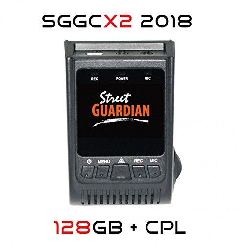 Galleon - Street Guardian SGGCX2 (2018) GPS Dash Camera With 128GB
