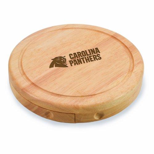 Carolina Panthers Brie Cheese Board