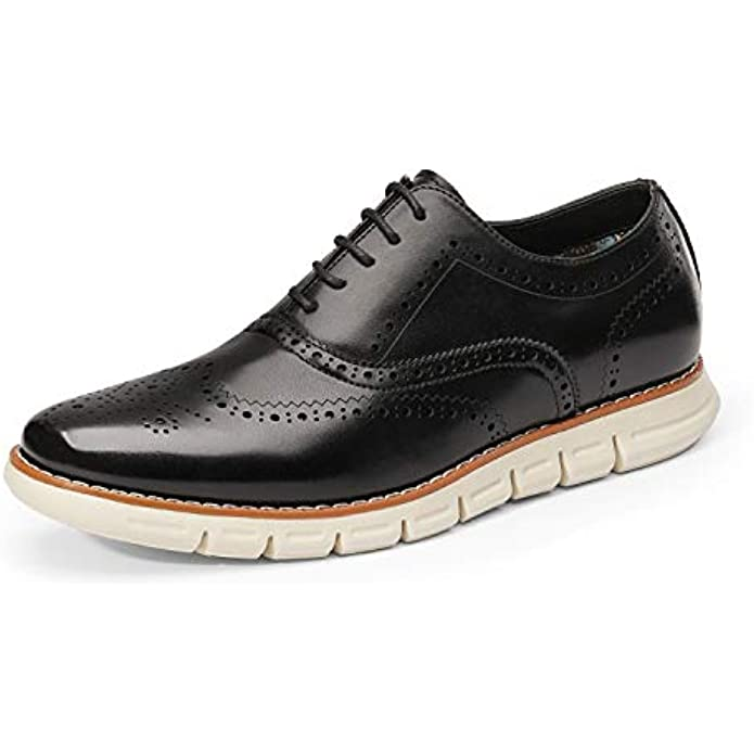 Bruno Marc Men's Dress Sneakers Casual Oxford Formal Shoes