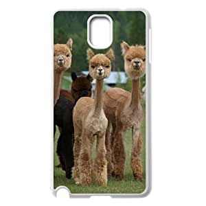 Alpaca Customized Cover Case with Hard Shell Protection for Samsung Galaxy Note 3 N9000 Case lxa#920308