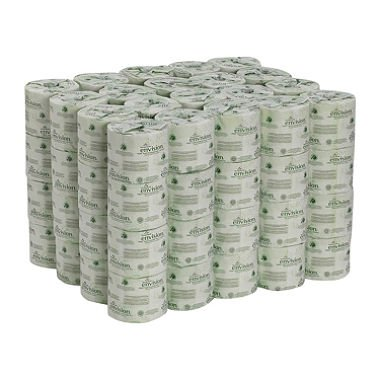 Georgia Pacific Professional 1988001 Bathroom Tissue, 550 Sheets Per Roll (1 CASE) by Georgia