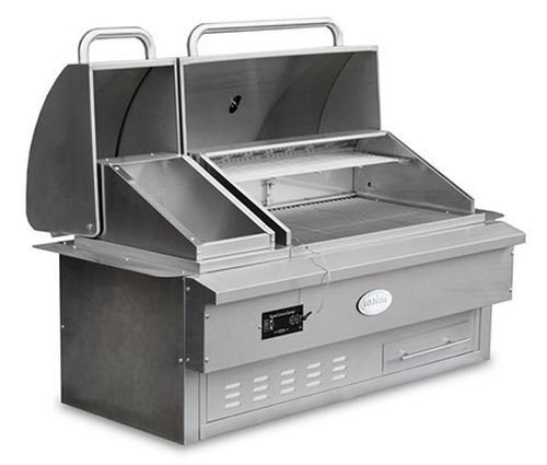 Louisiana Grills Built In Wood Pellet Grill And Smoker