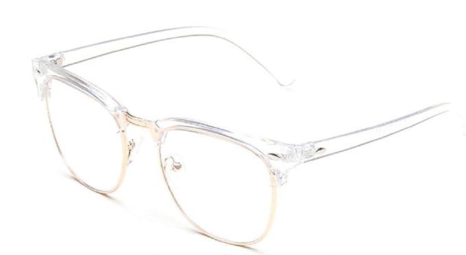 300bbc75b6 Embryform gafas retro para los hombres y las mujeres: Amazon.es: Ropa y  accesorios