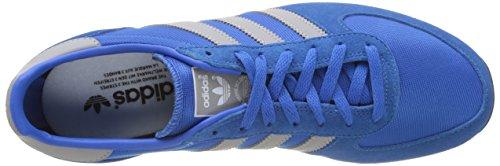 De Blau Mgh Gris Grau Coureur Ftwr 43 Solide Adidas Herren Blanc bluebird Zx Eu Chaussures Sport wBP4q