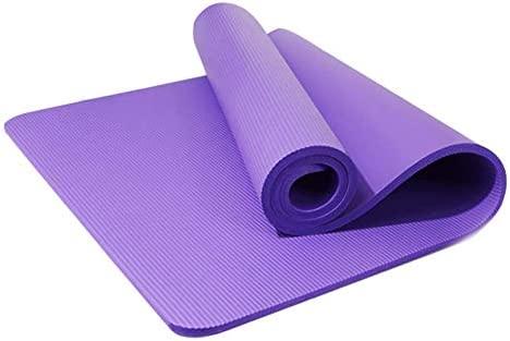 HEXIAOPENG Alfombrillas de Yoga, Extra Gruesas de Goma ...