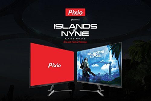 Pixio New PX277 27 inch 144Hz WQHD 2560 x 1440 Wide Screen Bezel Less Display Professional IPS (AH-VA) Adaptive Sync Gaming Monitor by Pixio (Image #5)