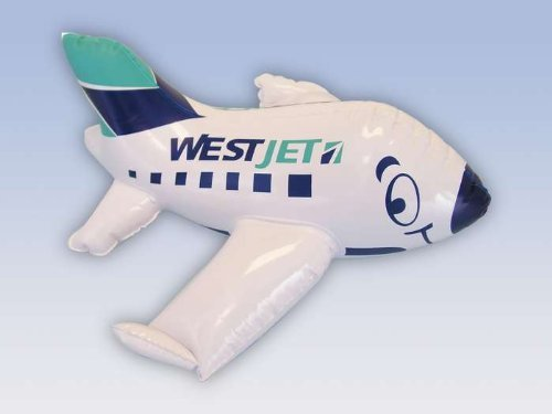westjet-chubby-inflatable-airplane