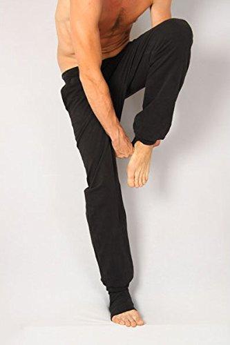 Mahan-Yogahose schwarz Gr/ö/ße M