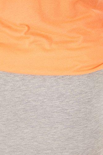 Robe Avanilla Only Gris Orange