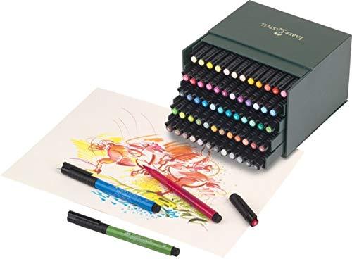 Faber-Castell 60 PITT Artist Pens Brush