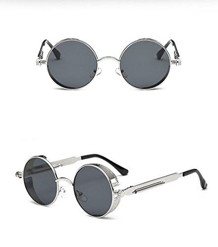 9 Hombre Sol 12 Sol antideslumbrantes Gafas Sol SunglassesMAN metálica Yxsd de de para con de Montura Gafas Color Gafas Hombre para Sol Gafas de ng8vOnB