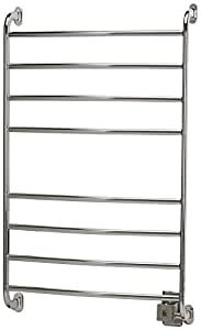 Warmrails HSKC Kensington 39.5-Inch Wall Mounted Towel Warmer, Chrome Finish