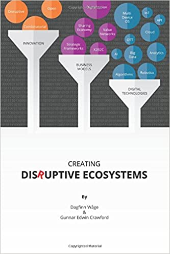 Bilderesultat for creating disruptive ecosystems