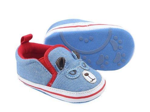 OHmais Kinder Baby Jungen Baby Mädchen Baby Kleinkind Schuh Blau