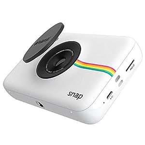 Câmera Instantânea Polaroid Snap POLSP01W 10MP Imagem de 2x3 - Branco