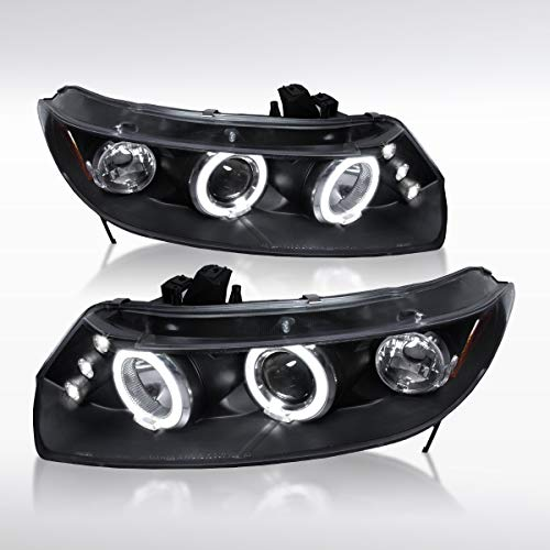 06 civic coupe headlights - 8