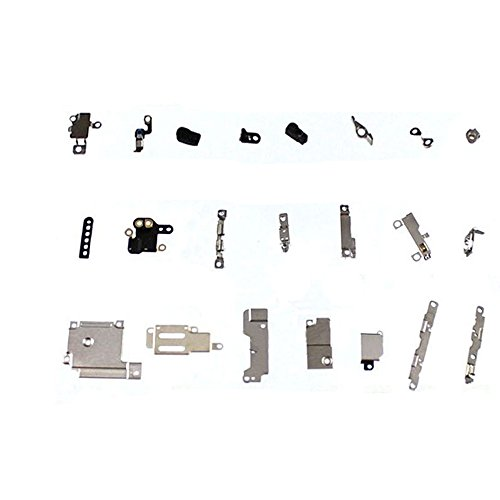 Full Set Small Metal Internal Bracket Replacement Parts Shield Plate Kit for Iphone 6 4.7''