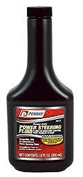 Penray 3912-12PK Heavy Duty Power Steering Fluid - 12-Ounce Bottle, Case of 12