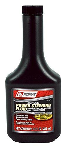 Penray 3912 Heavy Duty Power Steering Fluid - 12-Ounce Bottle