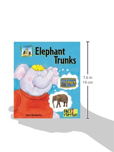 Elephant Trunks (Fact And Fiction) by Sandcastle