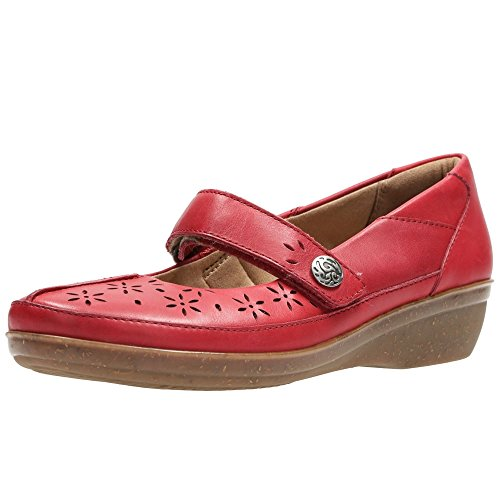 Femmes Clarks Chaussures Bai Sport Everylay De Clarks Rouge Everylay Rqw5tXxIc