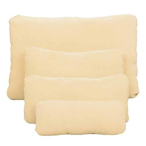 Four Purse Pillow Set for Chanel Classic Flap Handbags, Hobos and Totes by Luxury Purse Pillows