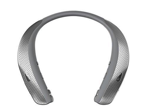 LG TONE Studio HBS-W120 - Wearable Personal Speaker - Titan Gray [並行輸入品]   B073YNSG95