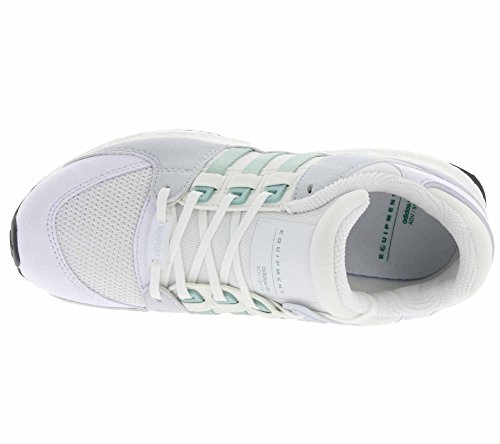 adidas Originals Damen Sneakers Elfenbein (Footwear White/Tactile Green/Clear Grey Bb2320)