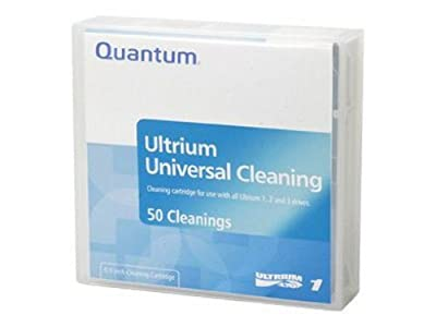 Quantum LTO Ultrium x 1 - cleaning cartridge ( MR-LUCQN-01 ) from Quantum Eide