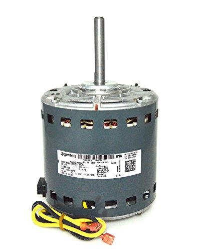 Trane American Standard Furnace BLOWER MOTOR 1/2 HP 230v X70370471010 MOT11863 -  GE Genteq, X70370471010 / MOT11863