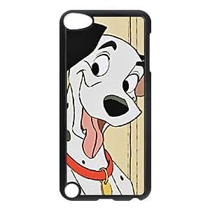 iPod Touch 5 Phone Case Black 101 Dalmatians Pongo ES7TY7898130