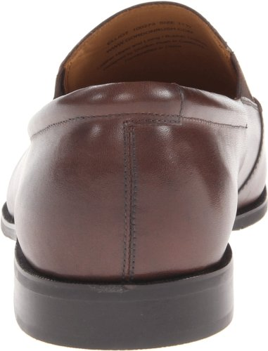 Chocolate Slip On Rush Leather Gordon Men's Elliot XwqftPg