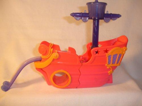 POLLY POCKET PIRATE SHIP