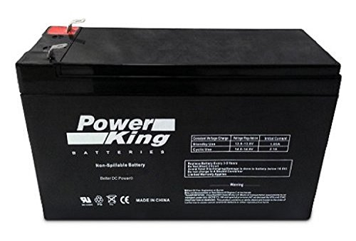 (Casil CA1270 12v 7ah SLA Battery Replacement Beiter DC Power)